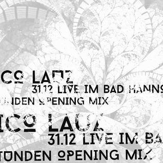 Nico Lauz live@Bad 31.12 Hannover Teil 2