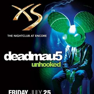 Deadmau5 @ XS Nightclub Encore Las Vegas, United States 2014-07-25