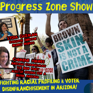 The Progress Zone Show - Episode 25 - Arizona Antics - 11/15/2012