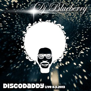 DJ Blueberry live @ DISCODADDY, 8.3.2013, Street Beat, Budweis, CZ