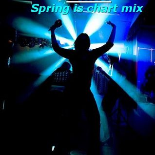 White-Spring is chart mix