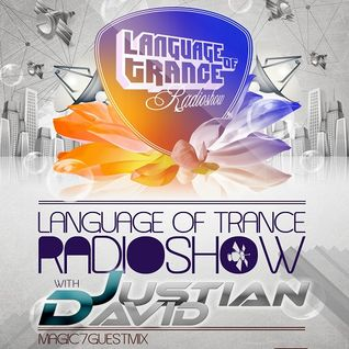 Language Of Trance 297 with David Justian Magic 7 Guestmix by Andres Sanchez (UK)