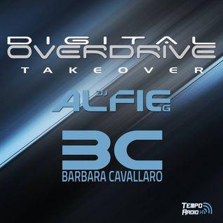 DJ Alfie G & Barbara Cavallaro - Digital Overdrive Takeover! EP117