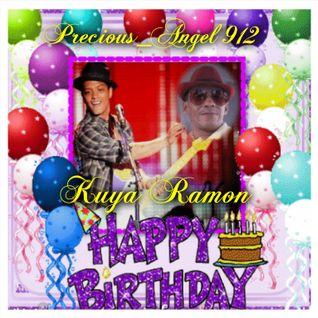 Happy Birthday Kuya Ramon