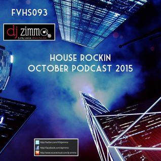 House Rockin (DJ Zimmo Mix Oct 2015)