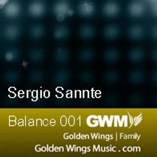 Dj Set @ Balance Radio Show / Golden Wings Music / Hugo Ibarra