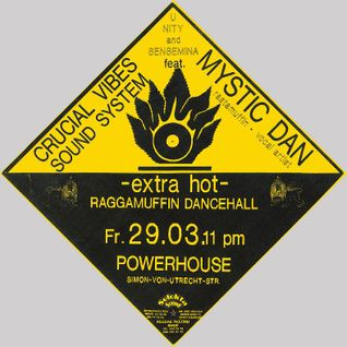 Crucial Vibes Sound @ Powerhouse Hamburg feat Mystic Dan 1996 Pt. 2
