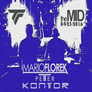 Trance - Mario Florek vs Peter Kontor live @ TheMID Chicago 04-23-2016 (3.5 hours warmup b4 Audien)