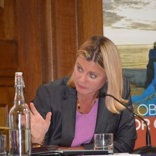 IDS and Beyond 2015 UK meeting on global goals - Speech by Secretary of State Justine Greening