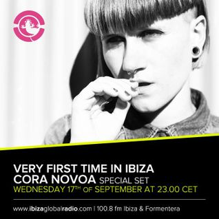 Cora Novoa @ Ibiza Global Radio - Sept 14