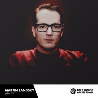 Martin Landsky – DHA Mix #231