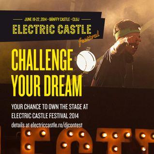 Electric Castle Festival DJ Contest – AYKAD