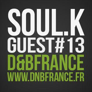Guest Mix DnbFrance #13 - Soul.K