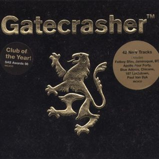 Gatecrasher - Black - Disc 1 (1998)