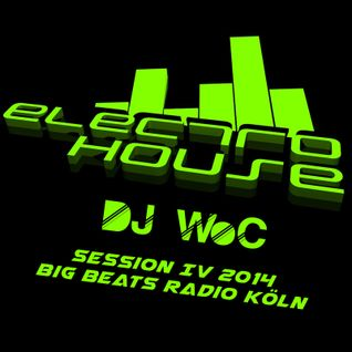 DJ WoC_Big Beats Radio Köln Set IV 2014
