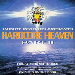 Druid & Sharkey @ Hardcore Heaven - The Rhythm Station 1995