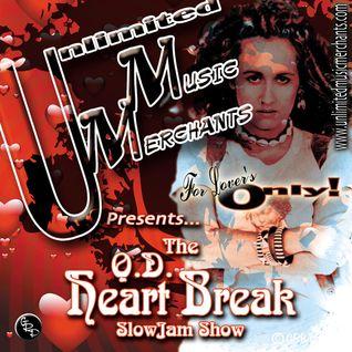 U.M.M.'s QD Heart-Break SpotLite on Lady T [Teena Marie]