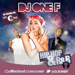 DJ OneF: HipHop & R&B - Volume 6