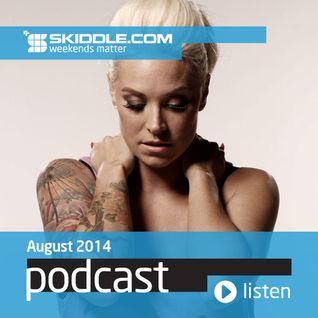 Weekends Matter August 2014 - Guest Mix Sam Divine