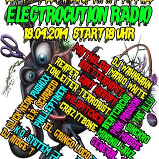 St_K @ Easter Massacre on Electrocution Radio 18.04.2014