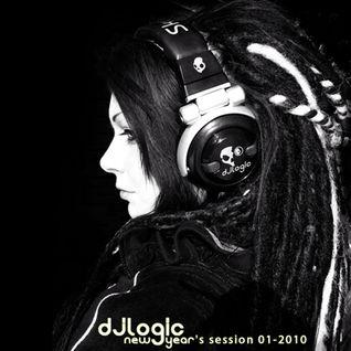 DJLogic - New Year's 2010 Psycomaniak Crew Party