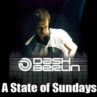 Dash Berlin - A State of Sundays - March 2014