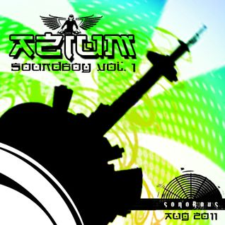 aZiUm - Soundboy Vol. 1 [Aug, 2011]