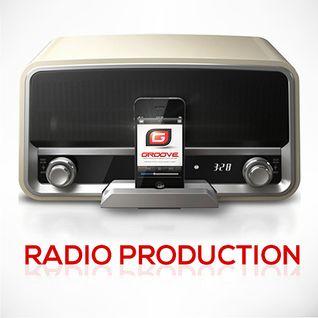 GROOVE Media Studio COMPILATION | AUDIO POSTPRODUCTION SERVICES | Radio Imaging