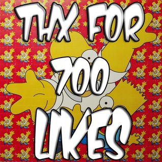 Special 700 Likes mix by CrazyTBone