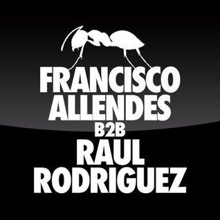 Francisco Allendes B2B Raul Rodriguez - ANTS Live Streaming @ Ushuaïa Ibiza 14_05_2016
