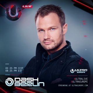 Dash Berlin - Live @ Ultra Europe 2016 (Split, Croatia) - 16-JUL-2016