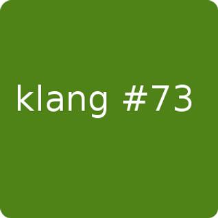klang#73