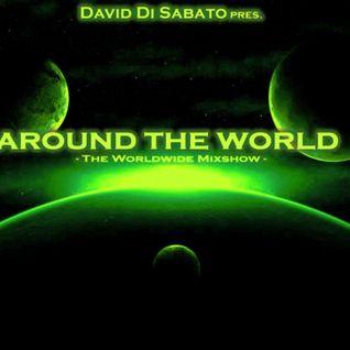 """David Di Sabato pres. """"Around The World"""" [Episode #015] - The Mixshow"""