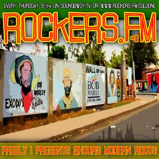 Rockers.FM #8 - Modern Roots