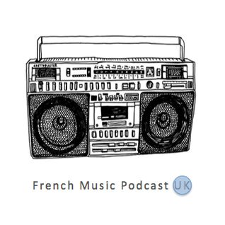 French Music Podcast UK - FRL - Number 10 - 24th August 2012
