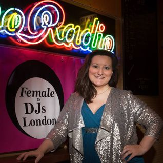 Female DJs London with Lady Love & Marcia Carr (25/07/2015)