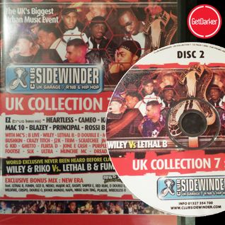 Wiley & Riko vs Lethal B & Fumin [+ Roll Deep + more] - Live at True for Sidewinder - 2005