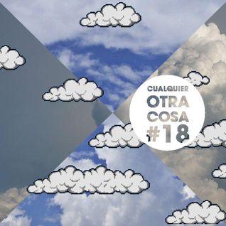 Cualquier otra cosa #18 (Lenticular Clouds mix)