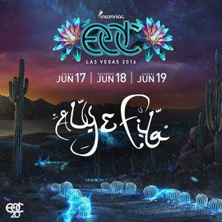 Aly  Fila - live at EDC Las Vegas 2016
