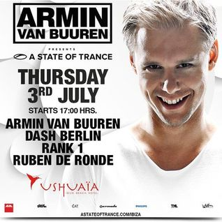 Armin van Buuren – A State Of Trance 670 – 03.07.2014