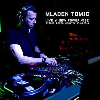 Mladen Tomic Live at Byblos, Porec, Croatia, 13.08.2016.