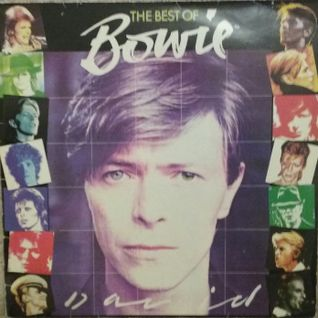 Thrifty Finds - David Bowie Special (January 2016)