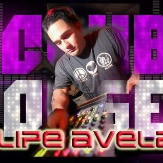 Felipe Avelar Live On Q97's Club House August 2012 (Guest Mix)