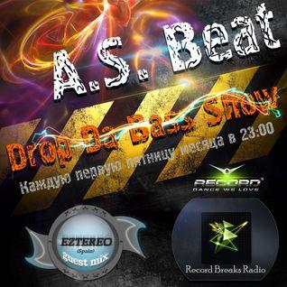 A.S. Beat - Drop Da Bass Show # 017 [Eztereo Guest Mix] (06.05.2016)