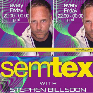 SEMTEX with STEPHEN BILLSDON, Oldskool rave Anthems to some classic Hardcore live show.