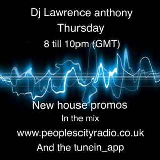 dj lawrence anthony pcr show 13/08/15