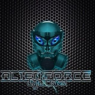 """ATTACK OF THE ALIEN!!!"" MONOMIX - DARK TECHNO DJ SET(Alien Force Digital Label Promo Mix 2012)"