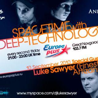 Spacetime V.9 (Luke Sawyer Guest Mix)