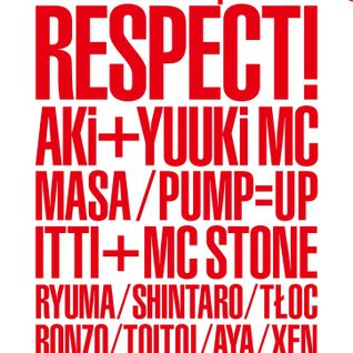 FUTURE FORCES presents RESPECT!