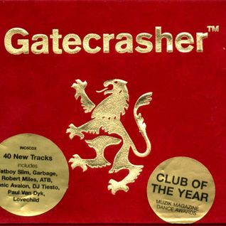 Scott Bond - Gatecrasher Red (1999)